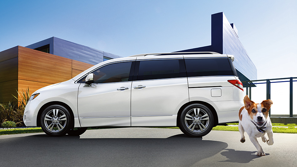 Nissan quest deals